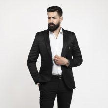 تک کت مردانه LV مشکی