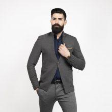 تک کت مردانه H&H_نوک مدادی