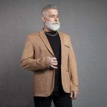 تک کت مردانه سایز بزرگ_کد ۲۴۳۵