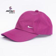 کلاه دخترانه آفتاب گیر نایک بنفش