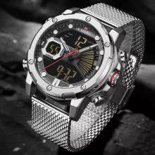 ساعت مچی سیلور NAVIFORCE مدل ۹۱۷۲M