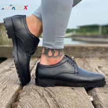 کفش مردانه مشکی _کد ۳۲۷۰