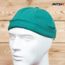 کلاه مردانه لئونی سبز کبریتی