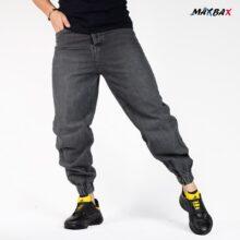شلوار جین مردانه دمپاگت خاکستری GUCCI