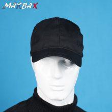 کلاه مردانه لبه دار مشکی NY