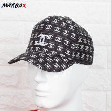 کلاه مردانه chanel ذغالی