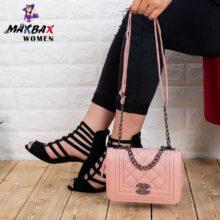 کیف دخترانه زنجیر دار CHANEL