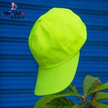 کلاه دخترانه آفتاب گیر نایک فسفری _کد۸۴۷
