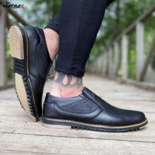 کفش جلو بسته مردانه _کد ۴۱۱۷