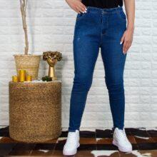 شلوار جین سایز بزرگ دخترانه _کد ۹۳۰
