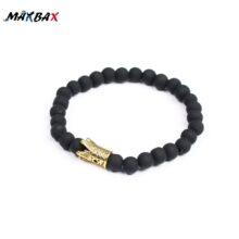 دستبند سنگی تاج _کد ۴۲۳۳